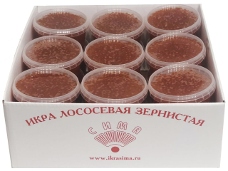 Красная икра КИЖУЧА п/б 500г.