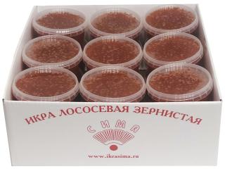 Красная икра ГОРБУШИ п/б 500г.