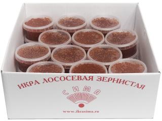 Красная икра КИЖУЧА п/б 250г.
